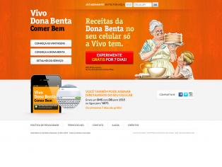 Vivo Dona Benta